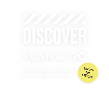 Discover Plan and Go