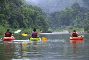 Sri Lanka Kayaking