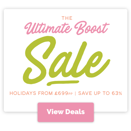 Ultimate Boost Sale